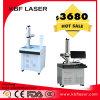20watt de Laser die van de vezel de Prijs van de Machine/de Prijs van de Teller van de Laser van de Vezel merken