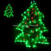 Árbol de luz LED para la Navidad deoration Hecho por China de fábrica