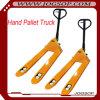 Carro de paleta manual de la mano 3.5t Transpaleta-Manual-Hidraulica