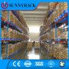ISO9001証明の倉庫の金属の記憶の棚