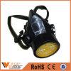 Anti maschera di protezione contro il fumo poco costosa capa completa della mascherina di polvere