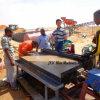 Mesa de agitação de ouro para molho de milho