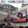 Pantalla de LED de entretenimiento frontal a todo color al aire libre para publicidad