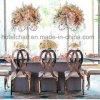 Cadeiras inoxidáveis do casamento de Stee, cadeiras do aço inoxidável do ouro,