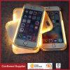 Tender produtos iluminou a caixa do telefone de pilha do diodo emissor de luz de Selfie para o caso do iPhone 7