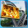 높은 광도 P6 옥외 발광 다이오드 표시 LED 게시판