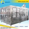 Agua mineral lavado automático de llenado Máquina que capsula