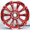 L'automobile della lega da 18 pollici borda il mozzo di rotelle di alluminio per Audi