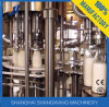 Завершите пастеризованную производственную линию обрабатывать молока