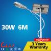 Luz de rua solar Integrated do diodo emissor de luz de China do fabricante