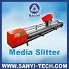 Media-Slitter-Papier-Ausschnitt-Maschine