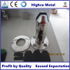 Edelstahl-Zapfen mit Flansch-Deckel für das Framless Pool-Fechten