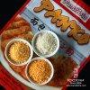 het Traditionele Japanse Koken Panko van 46mm (Broodkruimel)