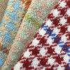 Ткань решетки ласточки, проверенная ткань для куртки, ткань одежды, ткань тканья, одевая
