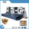 Máquina que corta con tintas de la alimentación automática y de mano