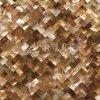 Mosaik-Fliese des Brown-Lippenmopp-Shell-Pinguin-Shell-10*20mm