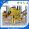 機械か土の連結の煉瓦機械を作るWt2-10粘土のセメントのブロック