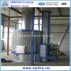Máquina de revestimento do pó/linha/equipamento do forno do aquecimento