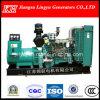250kw / 312.5kVA motor de arranque eléctrico, refrigerado por agua / generador diesel, precio de fábrica