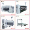자동적인 Flexo Carton Ink Printing 및 Slotting Machine