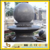 Hand Carved G603 Granite Ball Fountain für Outdoor Piazza Project