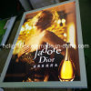 AluminiumFrame Light Box mit Edgelit Light Strips