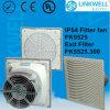 Filtro de ar plástico impermeável Dust-Proof da inflamabilidade UL94V-0