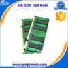 Ett Chips 400MHz Laptop RAM DDR1 1GB