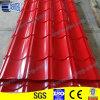 hoja/placa de acero de la azotea del edificio de la capa del color