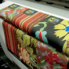 Sublimatie Paper in Roll voor Curtain en Furniture Fabrics