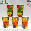 taza de papel de la bebida fría disponible 12oz con la insignia de encargo (12oz)