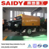 CE Certificated Concrete Pump com Mixer Exported a África