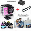 30m Waterproof Sj4000 Action Camera