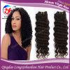 Уток волос Unprocessed волос девственницы Remy надкожицы Weft бразильский (HBWB-A583)