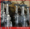 Api 6D Cast Steel Flanged Gate Valve