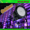 Openlucht Christmas Decoration 36W RGB Stage LED PAR Can