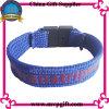 Kundenspezifisches Textile Wristband mit Wovern Logo