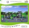 Kaiqi Medium-sortierte Outdoor Childrens Playground Set - Available in Many Colours (KQ35018A)