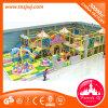 Het plastic Stuk speelgoed van de Speelplaats van de Jonge geitjes van de Structuur van de Apparatuur Binnen