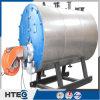 Chaudière à vapeur à gaz de série de Wns de qualité de fabrication de la Chine