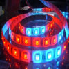 Indicatore luminoso flessibile di colore di sogno LED del fornitore SMD5050 RGB della Cina