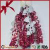 Cinta que se encrespa de la alta calidad de la Navidad del arqueamiento barato del tirón para los arqueamientos
