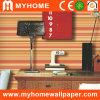 Papier peint moderne de raie pour le projet