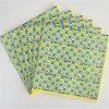 La aduana Disposable&Eco-Cómoda del partido imprimió la servilleta de papel para las fuentes del partido