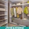 Grande armário Multi-Functional do Wardrobe da madeira contínua (AIS-W80)