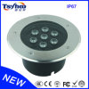 4W Square Waterproof Outdoor Ground Light