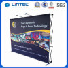 安いHook及びLoop Fabric Banner Stand Hot Selling Pop (LT-09D)