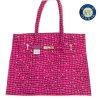 Dame-Form-Niet-Handtasche für das Büro-Partei-Einkaufen (HY0459)
