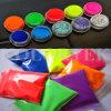 Colorants au néon fluorescents de poudre, fabricant fluorescent cosmétique de colorant