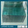 vidrio Tempered ultra claro 5m m estupendo del blanco de 4m m para el invernadero